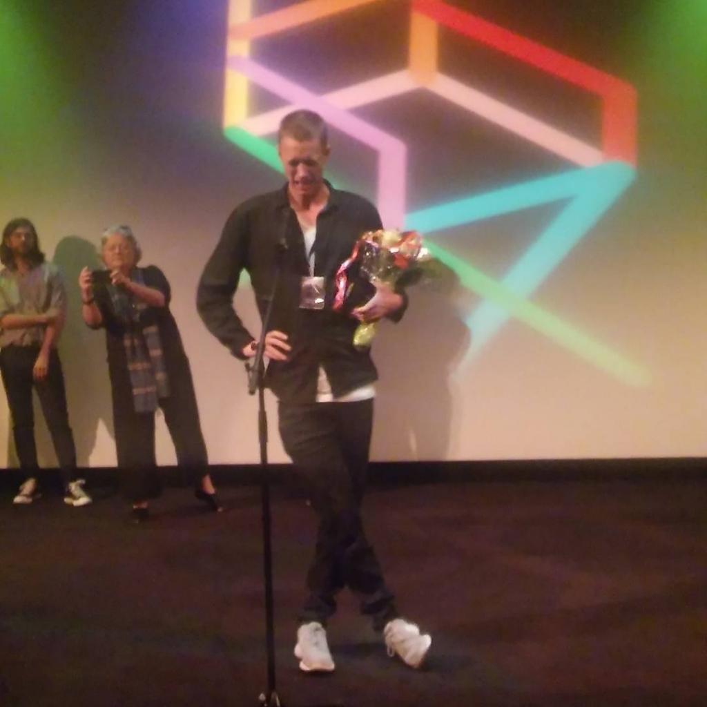 Gratulerer til Halfdan Ullman Tndel med Guldstolen i Grimstad forhellip