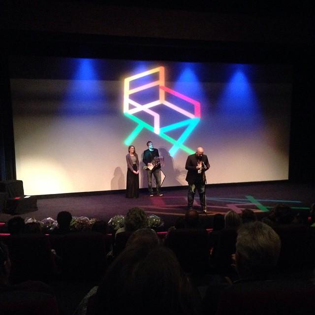 Prisutdeling p Kortfilmfestivalen 2015!