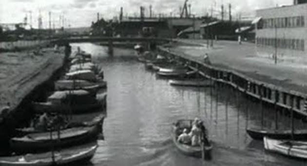 Akerselva: med filmkamera fra Puttmyrene til Nyland (16mm)