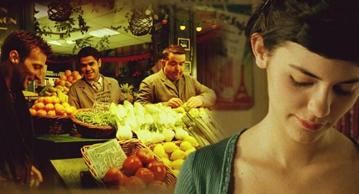 Den fabelaktige Amélie fra Montmartre