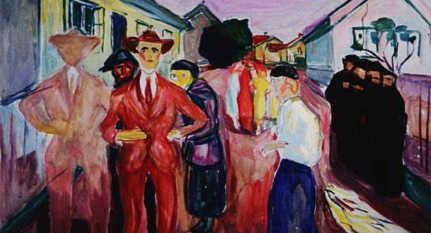 Edvard Munch – fem korte filmer
