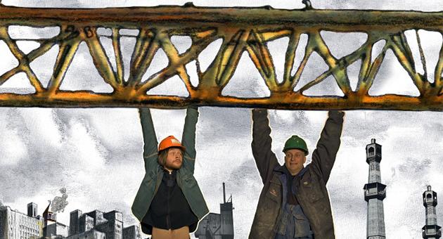 Bygningsarbeidere