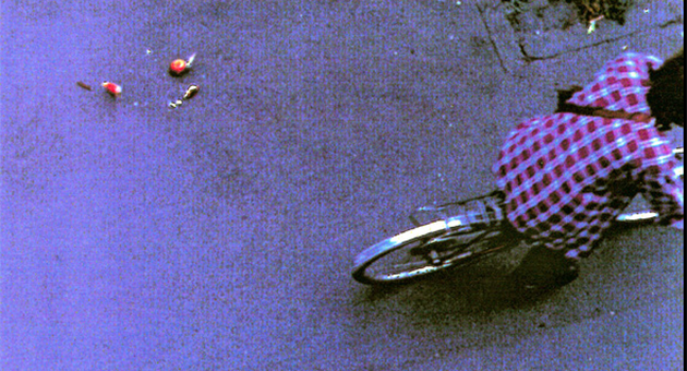 Dagen jeg drepte en syklist