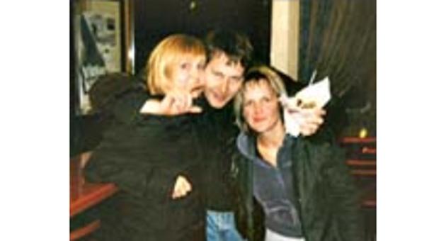 Ivar og vennene hans natt til 14. november