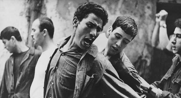 Kampen om Algerie / The Battle of Algiers