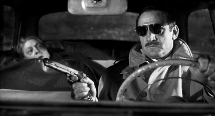 En gangsters død (16mm)