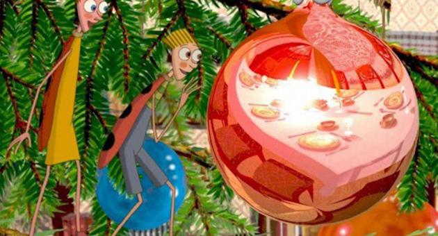 Marihønenes jul