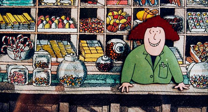 Norske barnestreker – korte animasjonsfilmer (DVD)