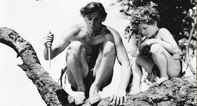 Tarzan finner en sønn