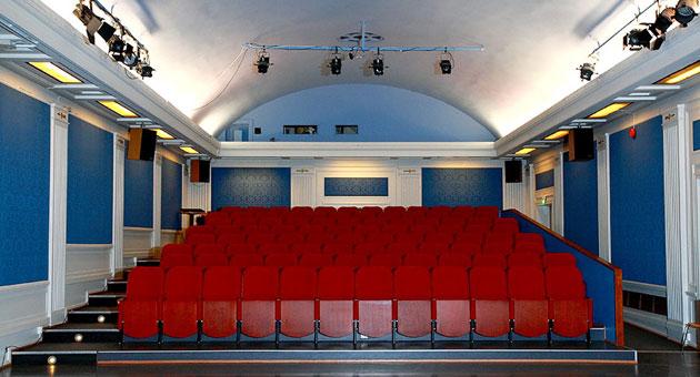 Stabekk Kino Kinosalen
