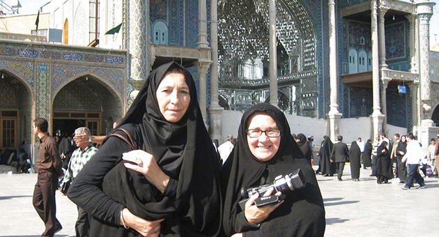 Mitt iranske paradis