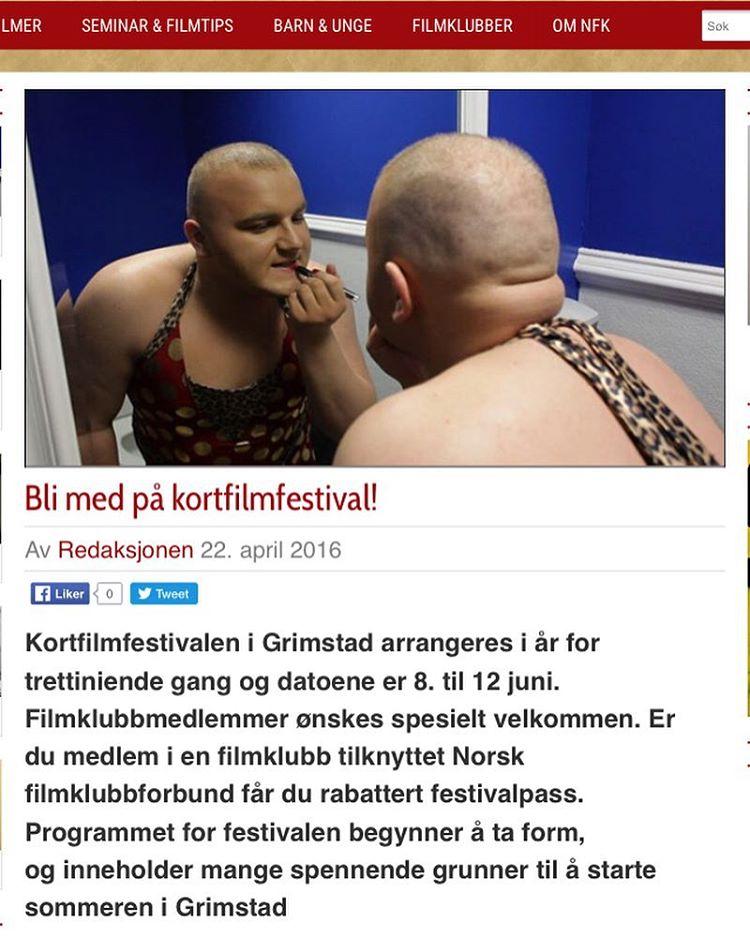 Rabattert festivalpass for filmklubbmedlemmer p deilige kortfilmfestivalen i Grimstad Vihellip