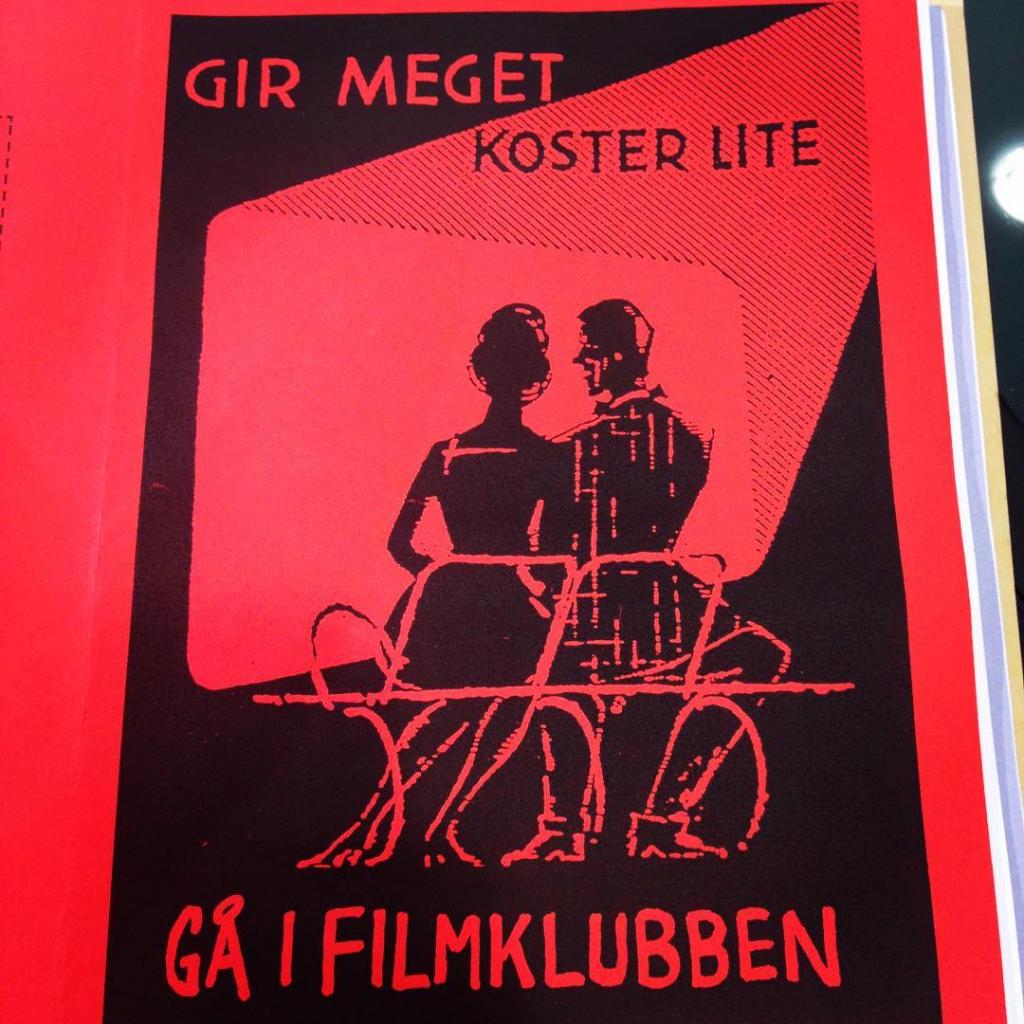 Fra arkivet!  filmforalle filmklubb