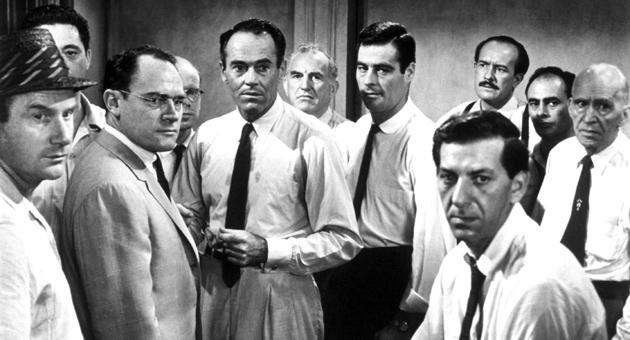 12 edsvorne menn / Twelve Angry Men