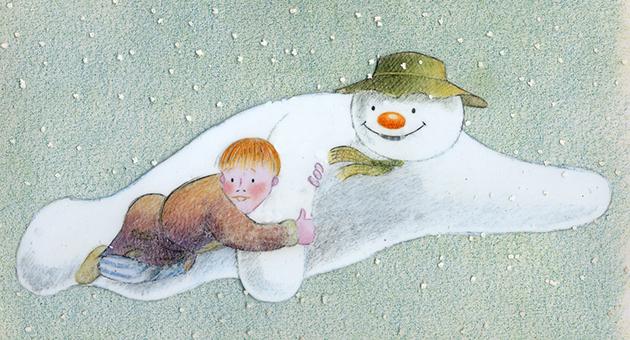 Gutten og snømannen