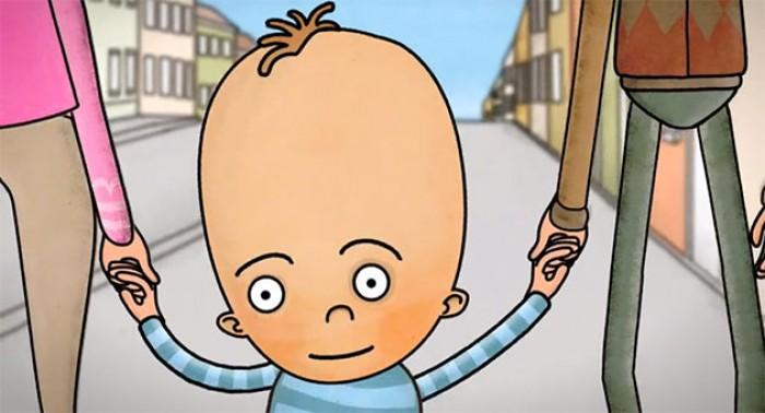 Kult og kort – 10 kortfilmer for barn