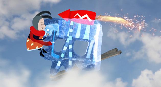Kult og kort III – animert kortfilmpakke for barn