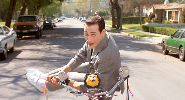 Pee- Wee's Big Adventure