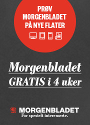 Annonse Morgenbladet