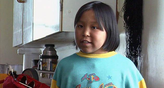 Eg heiter Domilia, eg er inuit