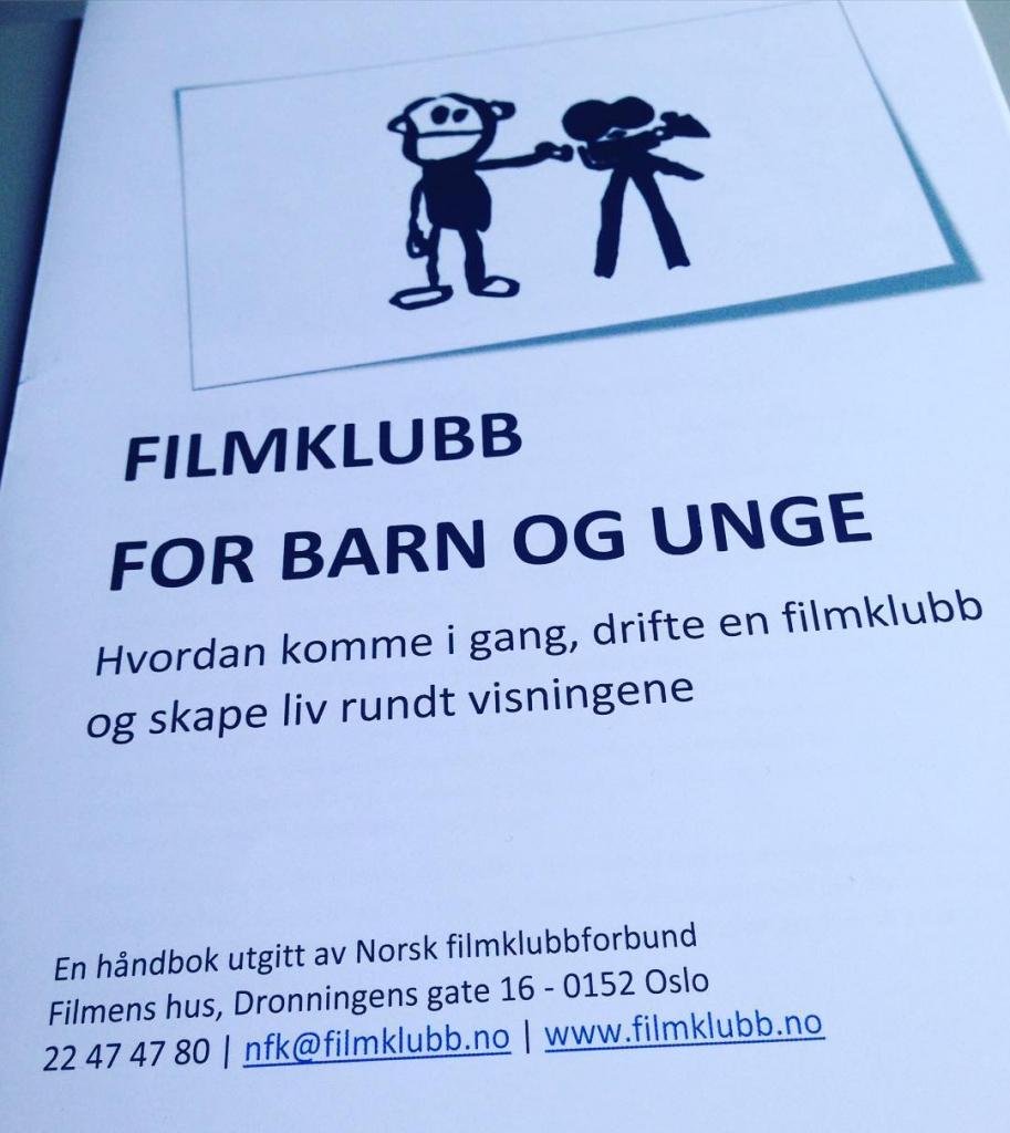 Kanskje en barnefilmklubb er akkurat det ditt nrmilj trenger? Vihellip