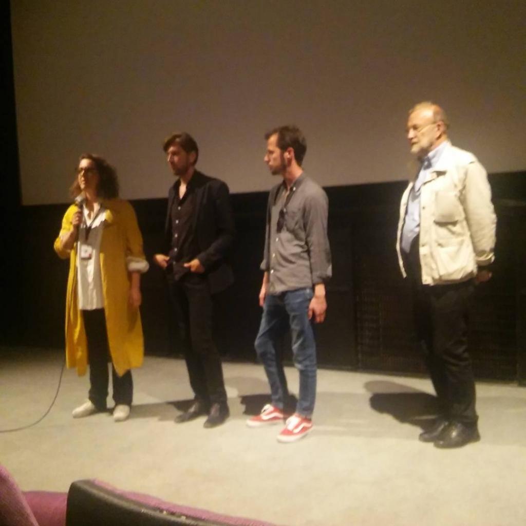 Platform Ruben stlund retrospektiv i Grimstad! filmforalle rubenostlund platform kortfilmfestivalenhellip