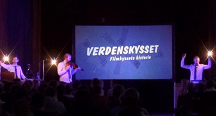 Verdenskysset – konsertforedrag om filmkyssets historie