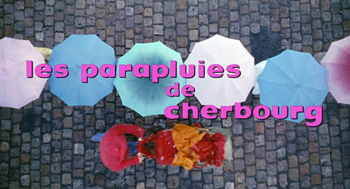 Paraplyene i Cherbourg