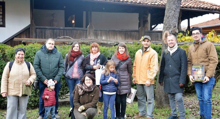 Filmklubb Bulgaria tar form