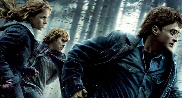 Harry Potter og Dødstalismanene – Del 1 (VII)