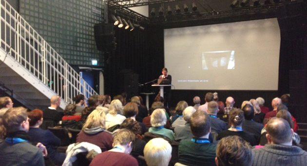 Inspirerte filmklubbildsjeler i Tromsø