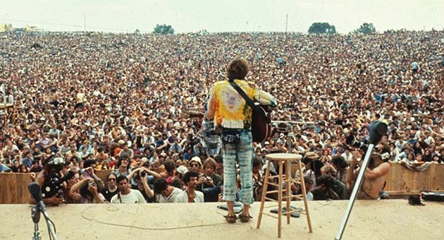 Woodstock – 3 Days of Peace, Music… and Love