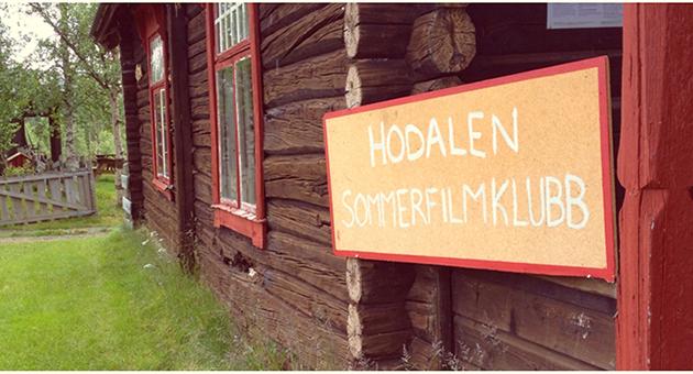 5 år med sommerfilmklubb i Hodalen