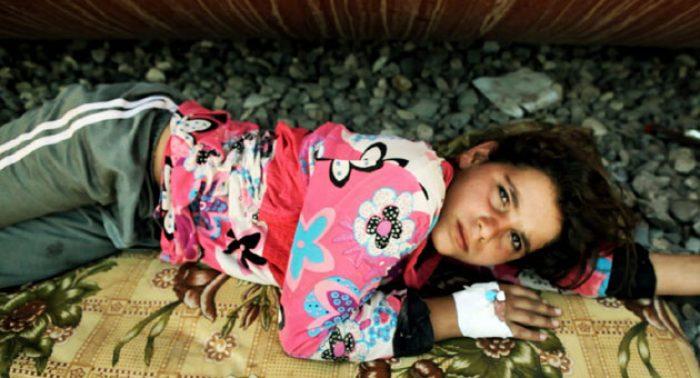 Flickan som räddade mitt liv