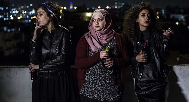 Feministisk filmklubb er med på femfest