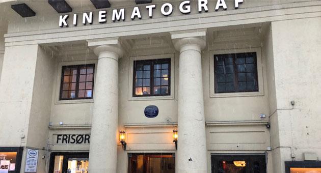 Stabekk filmklubb feiret kino-nedleggelse