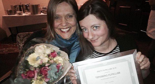 Tønsberg ble årets filmklubb på årets Bergsem
