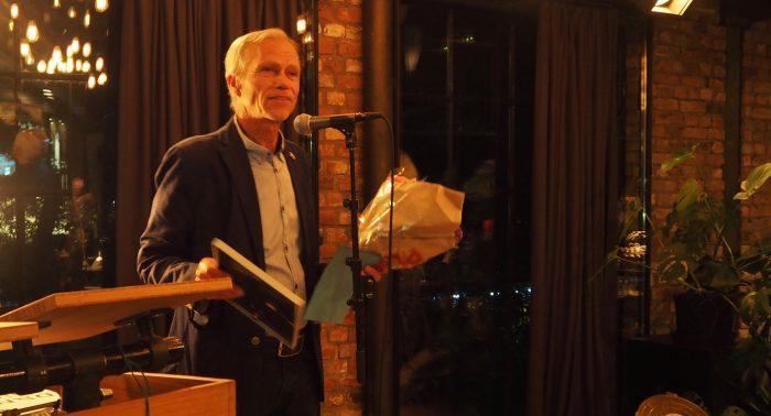 Filmklubbprisen til Jon Iversen