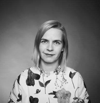 Hege Jaer FIAF. Foto Ida Meyn Norsk filmklubbforbund