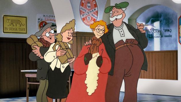 Sagan om Karl Bertil Jonssons julafton Norsk filmklubbforbund