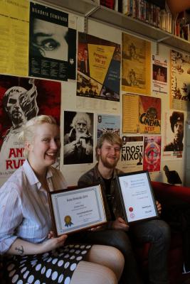 Helene og Edvard Norsk filmklubbforbund