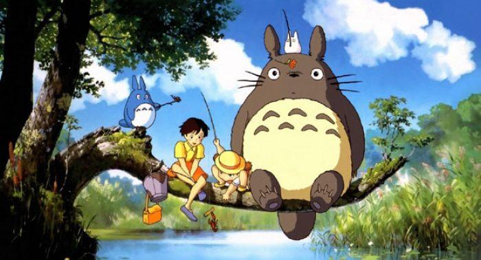 Studio Ghibli-filmene tilgjengelig for filmklubbene