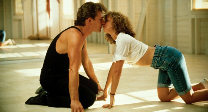 Hva vi kan lære av kyssing på film