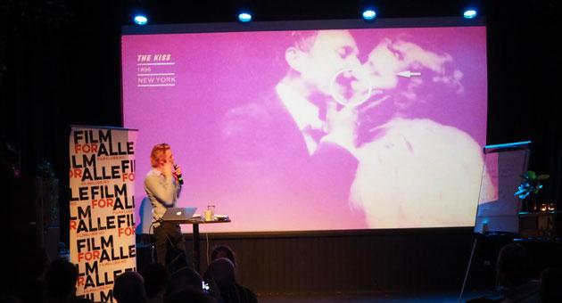 Verdenskysset Norsk filmklubbforbund