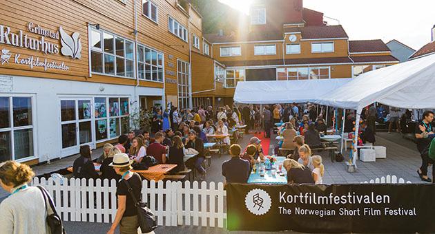 Filmklubb og Z på Kortfilmfestivalen i Grimstad