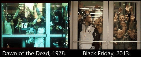 dawn of the dead black friday