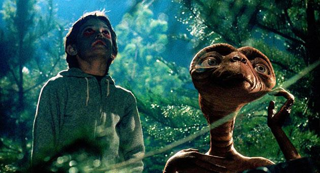 E.T.- Gjesten fra verdensrommet