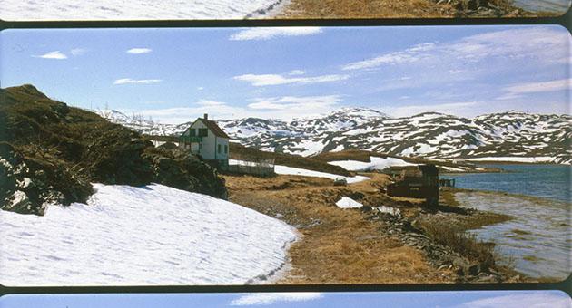 Året gjennom Børfjord