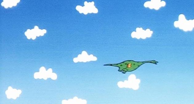 Hvordan dinosaurene lærte å fly