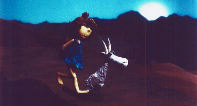 Ippolita – den lille amasonen